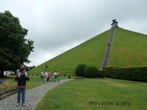 La colina del león (Waterloo)