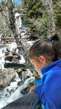 Observando la cascada