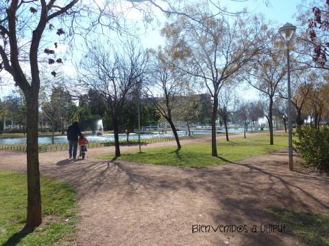 Jardín de la Escritora Elena Fortún