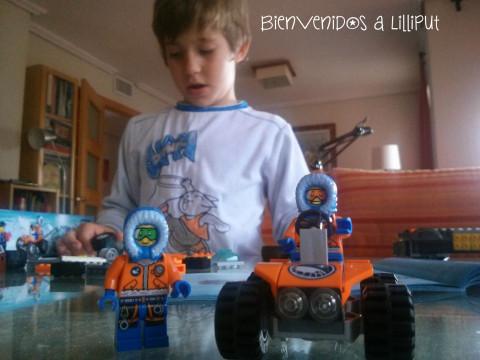 Proceso de Montaje LEGO