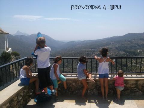 Mirador Guadalest
