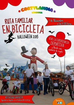 Ruta Familiar en Bicicleta