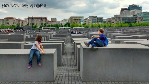 Monumento a los judíos asesinados en Europa