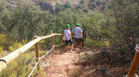 Ruta de la Quebrada del Toro