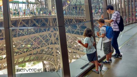 Descubriendo la torre Eiffel