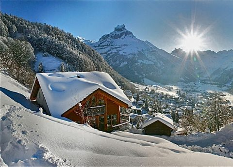 Suiza. Foto: Homeaway