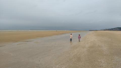 Playa de Deuville