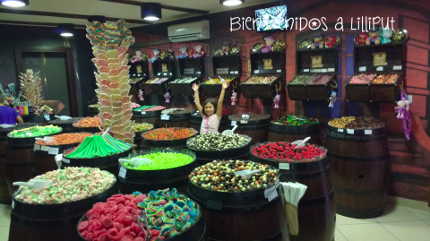 Candy Bar en Split - Split con niños