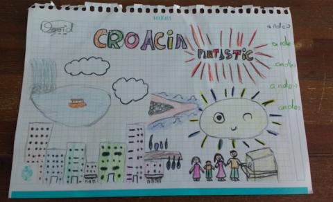 Croacia con niños
