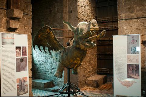 Belfort, museos en Flandes para ir con niños