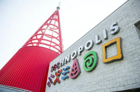 Technopolis, Museos en Flandes para ir con niños